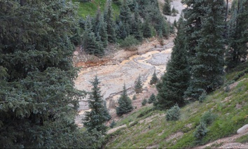3 million gallons of toxic water have escaped from the Gold King mine clean-up site in southwest Colorado.
