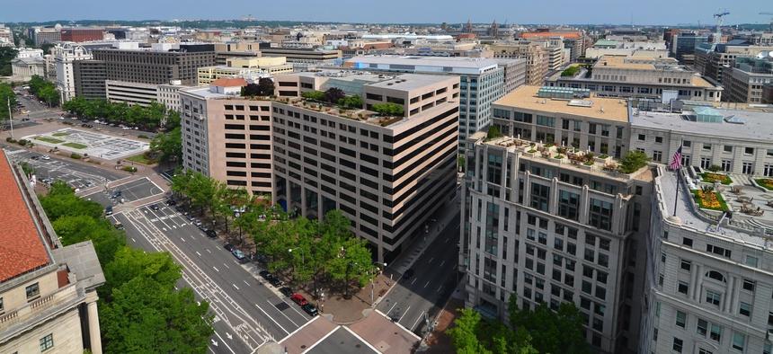 Downtown Washington, D.C.