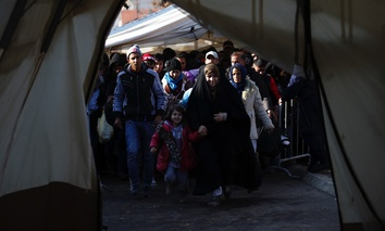 Refugees fleeing war by the tens of thousands fear the Paris attacks could prompt Europe to close its doors.