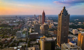 "Atlanta, Georgia is the ""Sultan of Sprawl"""