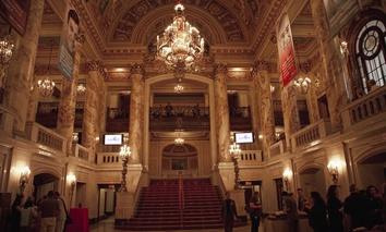 Citi Performing Arts Center in Boston.