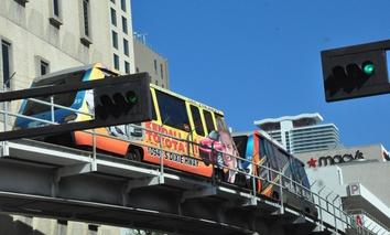 Miami's Metromover