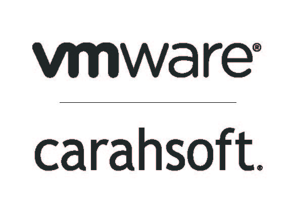 Carahsoft & VMWare's logo