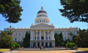 The California State Capitol in Sacramento. Up to 52 percent of the managers in the California state workforce will be eligible for retirement in the next five years.