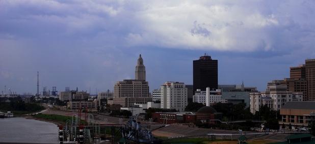 Baton Rouge, Louisiana.