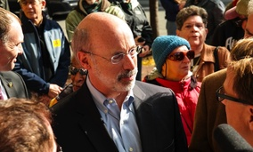 Pennsylvania Gov. Tom Wolf.