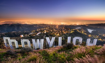 The vast jurisdiction of Los Angeles County, California.