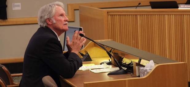 Gov. John Kitzhaber sought a lawsuit against Oracle Corp. over Oregon's online health insurance enrollment system, the failure of which embarrassed the state and resulted in multiple investigations.