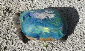 Please don't paint the turtles and tortoises.