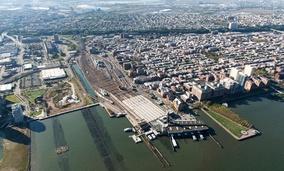 Hoboken, New Jersey.