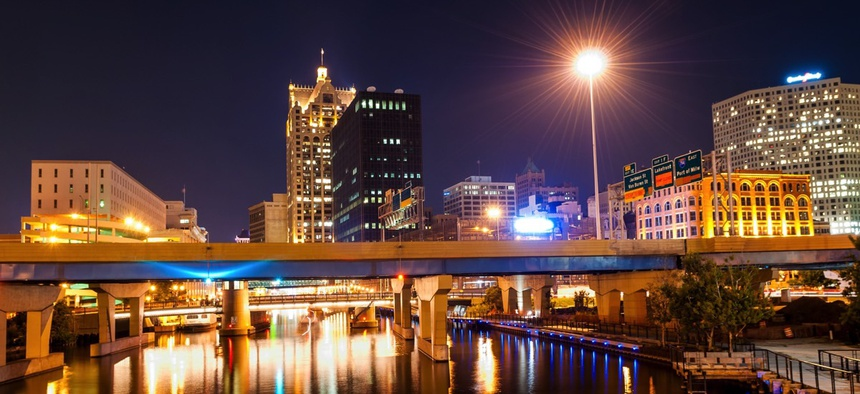 Milwaukee, Wisconsin.