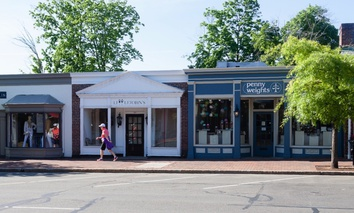 New Canaan, Connecticut.