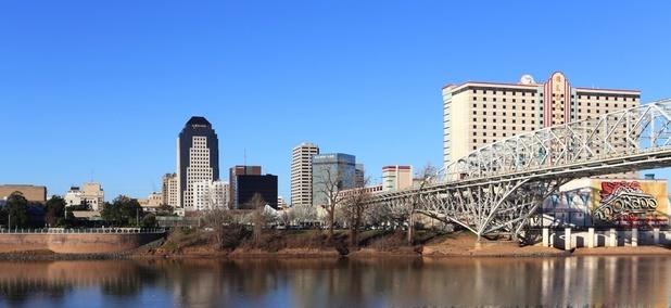 Shreveport, Louisiana.