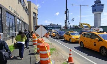 LaGuardia Airport in New York City
