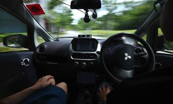 An autonomous vehic, ... ]