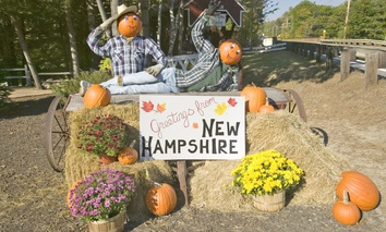 Welcome to New Hampshire!