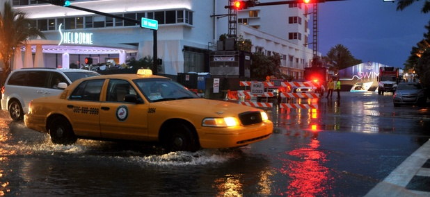 Flooding in Miami Beach prompted the city to set aside some $400 million toward adapting to sea-level rise. Similar floods in less affluent parts of the region have gone un-abated.