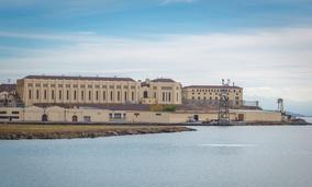 California's San Quentin State Prison.