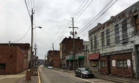 Donner Avenue in Monessen, Pennsylvania