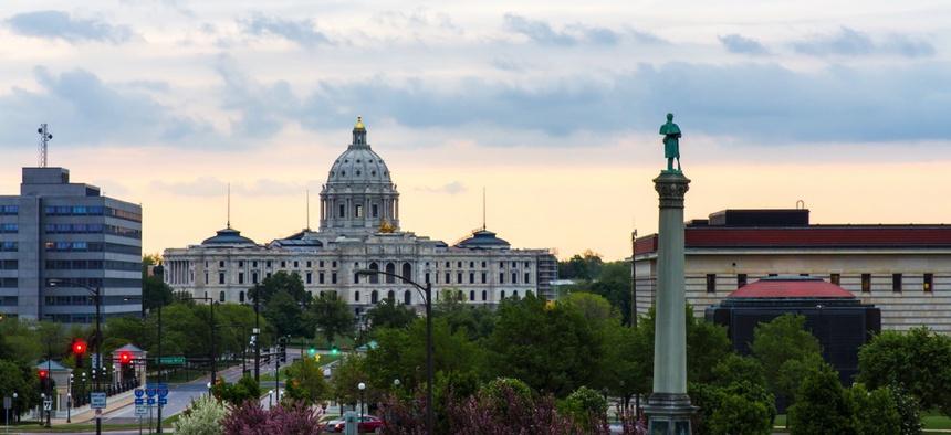 Minnesota State Capital