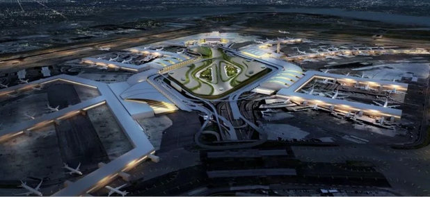 New York Gov. Andrew Cuomo has a big vision to transform JFK Airport.