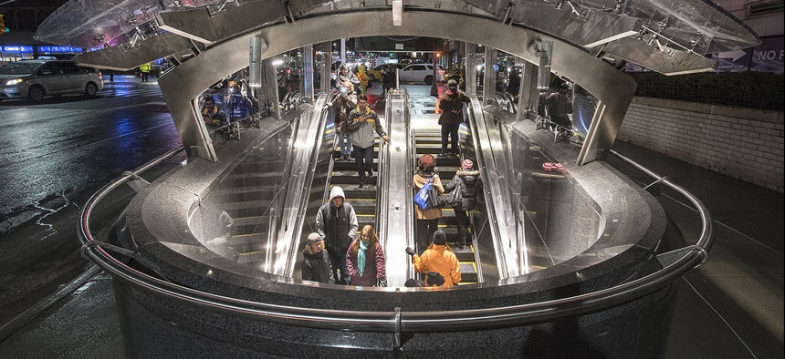 The first phase of the Second Avenue Subway in New York City opened on Jan. 1.