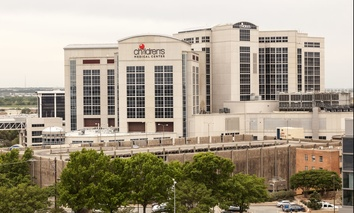 Childrens Medical Center in Dallas. Texas