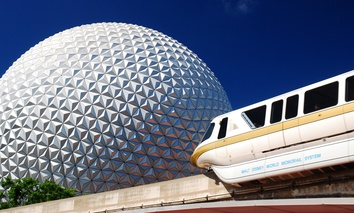 "Epcot is ""ground zero"" for Orlando's experiment with self-driving cars."