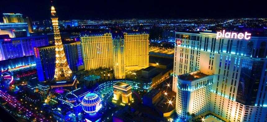 Las Vegas, Nevada is the hottest urban heat island.
