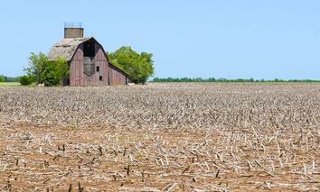 Near Moundridge, Kansas