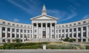 The Denver City-County Building