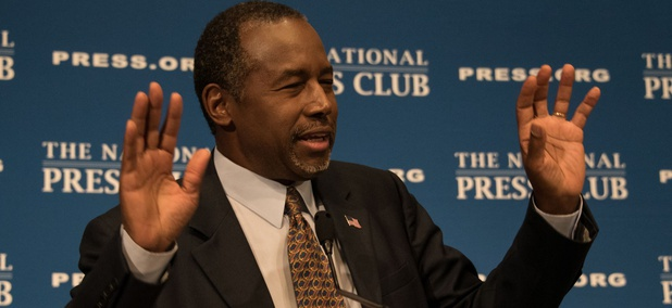 Ben Carson, the U.S. Housing and Urban Development secretary