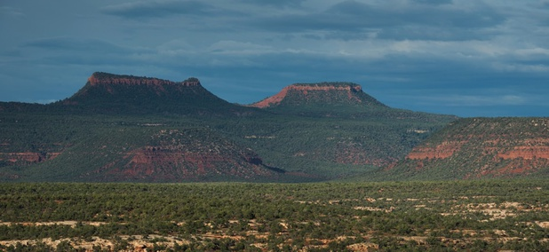 Bears Ears National Monument in Utah.