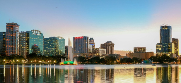 Orlando, Florida.
