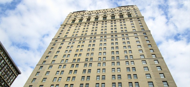 The historic Book-Cadillac Hotel, once abandoned, reopened as a Westin hotel in 2008.