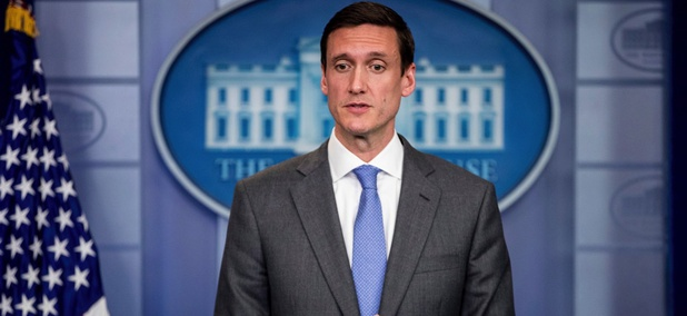 Homeland security and counterterrorism adviser Tom Bossert speaks about malware known as WannaCry, which federal agencies have avoided but those in states and localities have not.