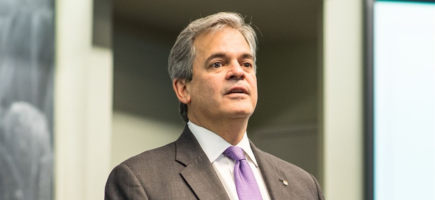 Austin Mayor Steve Adler