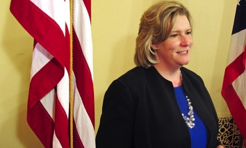 Dayton, Ohio Mayor Nan Whaley