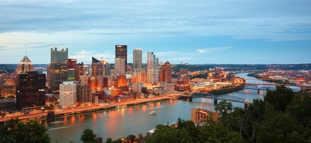 Pittsburgh, Pennsylvania.