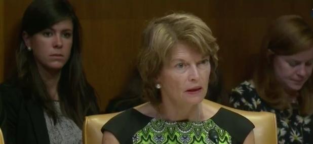 U.S. Sen. Lisa Murkowski of Alaska