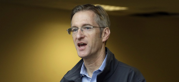 Portland, Oregon, Mayor Ted Wheeler