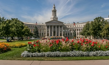 The Denver City and County Building