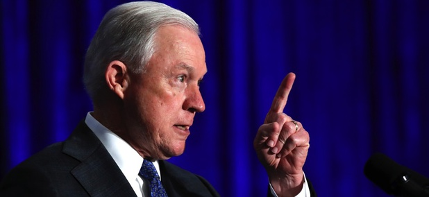 U.S. Attorney General Jeff Sessions
