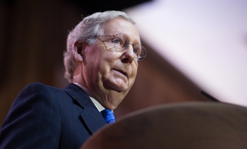 U.S. Sen. Majority Leader Mitch McConnell