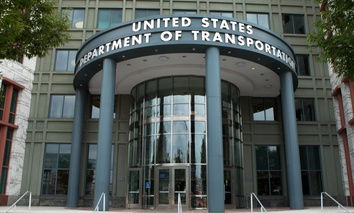 The U.S. Department of Transportation headquarters in Washington, D.C.