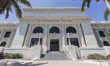 City Hall in Ventura, California