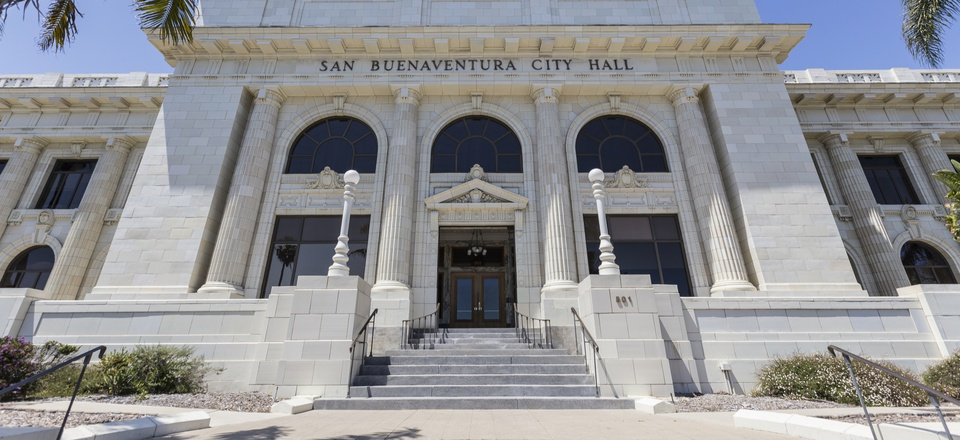 City Hall in Ventura, California