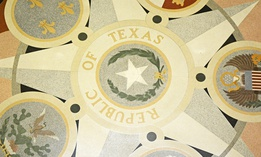 The Rotunda of the Texas State Capitol