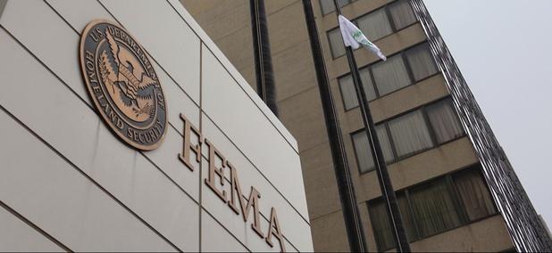 FEMA headquarters in Washington, D.C