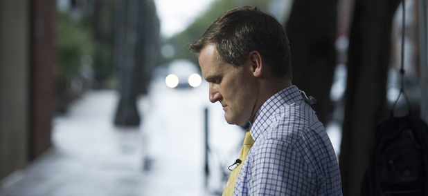 Charlottesville Mayor Michael Signer